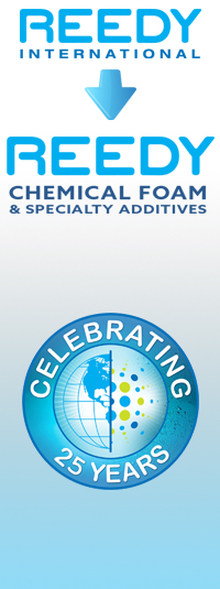 Reedy International is now Reedy Chemical Foam & Specialty Additives